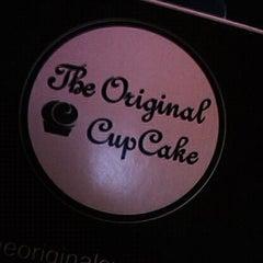 Photo taken at The Original Cupcake by Bruno M. on 10/9/2011