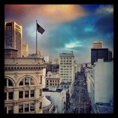 Photo taken at Four Seasons Hotel San Francisco by Scott D. on 9/10/2012