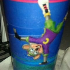 Photo taken at Chuck E. Cheese's by Sarah A. on 8/4/2012