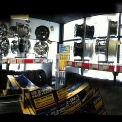 Photo taken at NTB - National Tire & Battery by Stephen H. on 2/5/2011