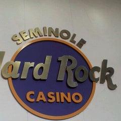 Photo taken at Seminole Hard Rock Hotel & Casino by Jessica S. on 2/5/2012