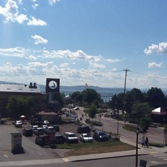 Photo taken at Burlington Bay Market & Cafe by Gail M. M. on 7/2/2012