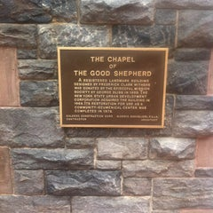 Photo taken at The Chapel of The Good Shepherd Bell by Scott B. on 5/7/2012