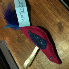 Photo taken at Bird on a Wire Creations by Rina L. on 9/2/2011
