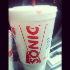 Photo taken at SONIC Drive In by Kathy Thanh B. on 6/12/2012