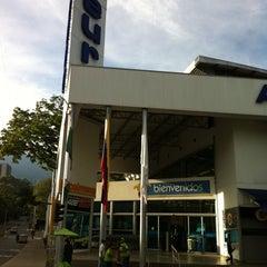 Photo taken at EURO Supermercado La Frontera by Gregorio Alejandro P. on 6/12/2011