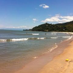 Photo taken at Barra do Sahy by Kaká B. on 11/20/2011