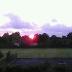 Photo taken at Trinity Hall, Wychfield Site by Faisal F. on 8/9/2012