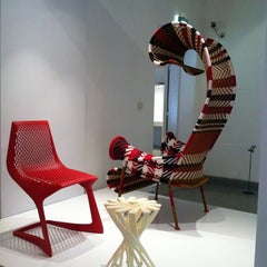 Photo taken at Designmuseo by Jeanette T. on 4/7/2012