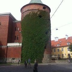 Photo taken at Pulvertornis | Powder Tower | Пороховая башня by Baradach on 8/26/2012