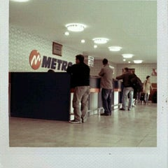 Photo taken at Metro Turizm by Eda N. on 10/29/2011