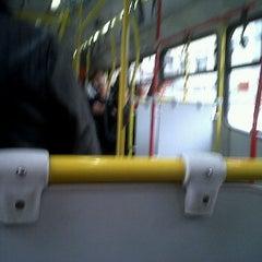 Photo taken at Recorrido 502 Transantiago by Fran S. on 11/8/2011