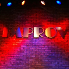 Photo taken at Improv Comedy Club and Dinner Theatre by Larry M. on 9/4/2011