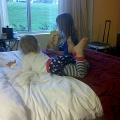 Photo taken at Meadowview Conference Resort & Convention Center by Stacy V. on 3/23/2012
