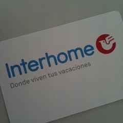 Photo taken at Interhome Calpe by Ih M. on 10/11/2011