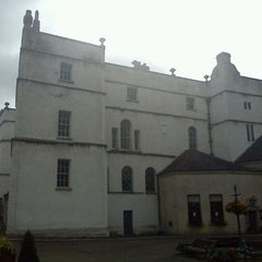 Photo taken at Rathfarnham Castle by Heno F. on 9/8/2011
