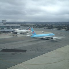 Photo taken at SFO AirTrain Station - Garage A by Luis A. on 6/21/2012