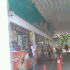 Photo taken at PETRONAS Station by Deadgoat A. on 9/6/2011