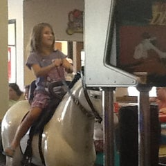 Photo taken at Chuck E. Cheese's by Tiger on 8/18/2012