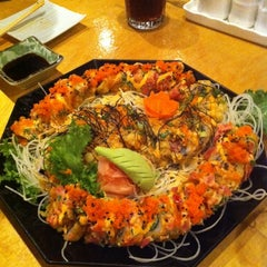 Photo taken at Tokyo Grill & Sushi by BJ (Brian) W. on 11/13/2011