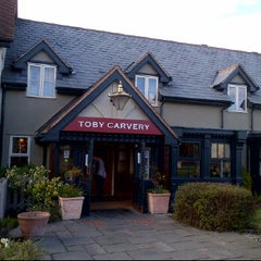 Photo taken at Toby Carvery by Pete S. on 4/14/2012