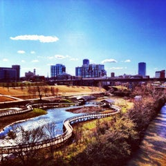 Photo taken at William J. Clinton Presidential Center and Park by Bryan J. on 3/3/2012