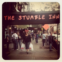 Photo taken at The Stumble Inn by Latisha G. on 10/16/2011