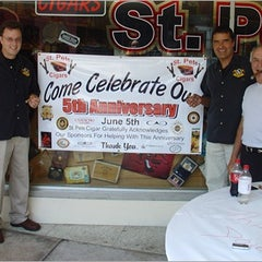 Photo taken at St Pete Cigar by Professor T. on 5/19/2012