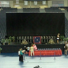 Photo taken at Vines Center by Christina C. on 6/9/2012