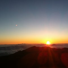 Photo taken at Haleakalā National Park by Rossa K. on 4/15/2012