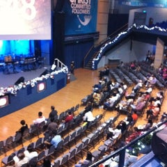 Photo taken at CCF St. Francis by 김영균 on 1/14/2012