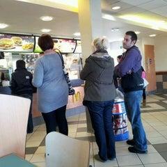 Photo taken at McDonald's by Daniel D. on 10/22/2011