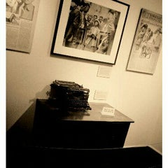 Photo taken at Margaret Mitchell House by joahna k. on 10/21/2011