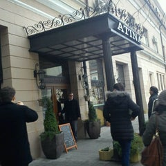 Photo taken at Atina by Baktai M. on 12/11/2011