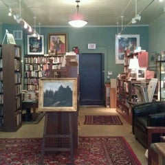 Photo taken at White Square - Fine Books & Art by Dianne F. on 8/9/2012