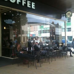 Photo taken at Starbucks by Olivier W. on 10/8/2011