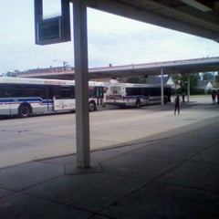 Photo taken at CTA - 35th/Archer by Serena M. on 8/30/2011