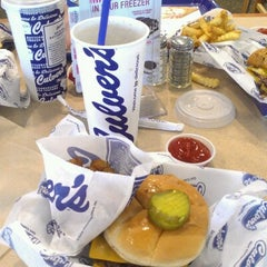 Photo taken at Culver's by Julie M. on 8/30/2012