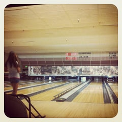 Photo taken at Linbrook Bowling Center by Annel A. on 7/3/2012