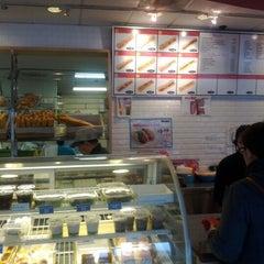Photo taken at Best Baguette by Lambert T. on 12/18/2011