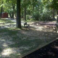 Photo taken at Monkey Park by Jill M. on 10/1/2011