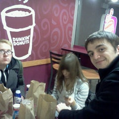 Photo taken at Dunkin' Donuts by Phil D. on 3/3/2012