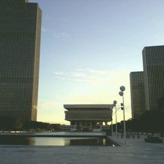 Photo taken at Empire State Plaza by Dan B. on 9/17/2011