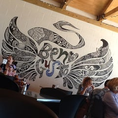 Photo taken at Ben Gusto Cafe & Gelato by Shawn H. on 12/23/2011