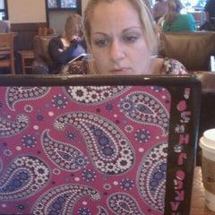 Photo taken at Starbucks by Rebecca P. on 9/25/2011