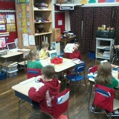 Photo taken at Fountain City Elementary by Shane J. on 12/15/2011