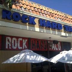 Photo taken at Rock Hard Taco by Warren C. on 9/5/2011