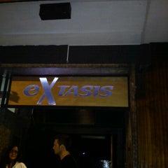 Photo taken at éXtasis by Nisbaldo C. on 1/18/2012