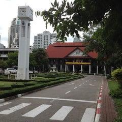 Photo taken at โรงเรียนวัฒนาวิทยาลัย (Wattana Wittaya Academy) by Aom-Itim . on 8/30/2012