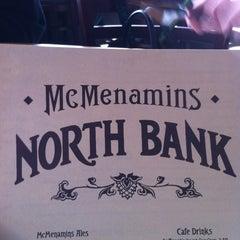 Photo taken at McMenamins North Bank by Richard A. on 3/7/2012